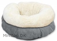 AFP Lambswool - Donut bed - Grey