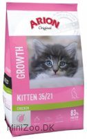 ARION Original Kitten 35/21 Kattemad 2 kg