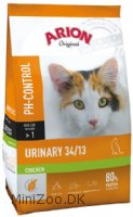 ARION Original Urinary 34/13 Kattemad 2 kg