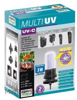 AquaEl Multi UV 3 Watt