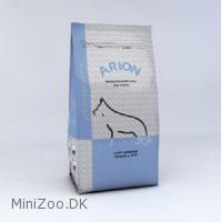 Arion Premium Puppy Sensitive Laks & Ris 3 kg
