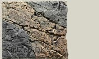 Back to Nature Slim-Line 50 B Basalt/granit (50x45 cm)