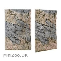 Back to Nature Slim-Line 80 A Basalt Granit (50x80 cm)