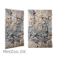 Back to Nature Slim-Line 80 B Basalt Granit (50x80 cm)