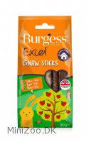 Burgess Excel Gnaw Sticks 6 stk