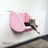 Cat Princess radiator seng