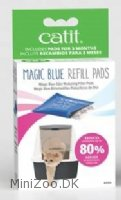 Catit Magic Blue Refill 6 stk