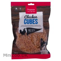 Dogman Chicken Cubes 300 g