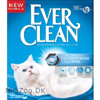 Ever Clean Extra Strong Kattegrus 10 L Uparfumeret