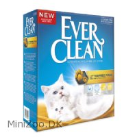 Ever Clean Litterfree Paws Kattegrus 10 L