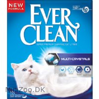 Ever Clean Multi-Crystals Kattegrus 10 L