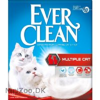 Ever Clean Multiple Cat Kattegrus 10 L