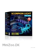 Exo Terra Scorpion Light LED