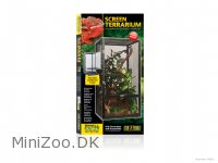 Exo Terra Screen Terrarium Small XTall 45x45x90 cm