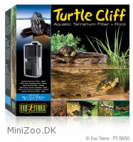 Exo Terra Turtle Cliff medium med filter