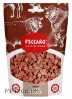FICCARO Hundesnack Beef Cubes