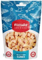FICCARO Hundesnack Cod & Chicken Cubes