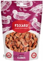 FICCARO Hundesnack Duck Cubes