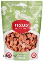 FICCARO Hundesnack Lamb & Duck Cubes