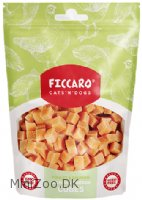 FICCARO Hundesnack Salmon & Chicken Cubes