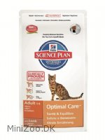 Feline Adult Optimal Care Lamb 10 kg