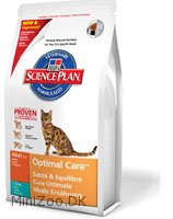 Feline Adult Optimal Care Tuna 10 kg