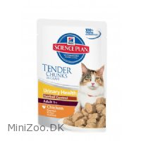Feline Adult Urinary Health Hairball Chicken 12 x 85 g vådfoder