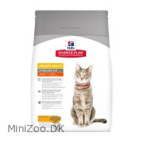 Feline Adult Urinary Health Sterilised Chicken 3 kg