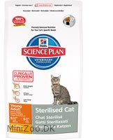 Feline Young Adult Sterilised Cat Chicken 3,5 kg
