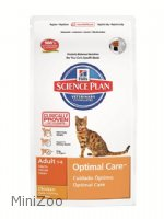 Feline Adult Optimal Care Chicken 400 gram