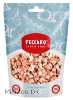 Ficcaro hundesnack Rabbit and pollock cubes