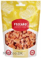 Ficcaro hundesnack turkey and chicken cubes