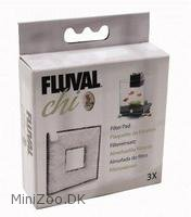 Fluval chi filtermedie 3 pakning