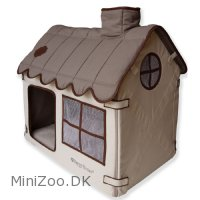 Happy-House Villa Classical Canvas (M)