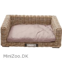Happy-House flettede sofa L