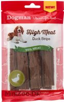 High meat Duck strips 70 g
