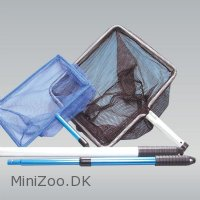 JBL Pond-net - Grovmasket sort havedamsnet 35X30 cm.