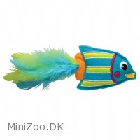 KONG Cat Tropics Fish Blue udgår