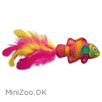 KONG Cat Tropics Fish Pink