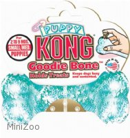 Kong puppy goodie bone lille (kp31)