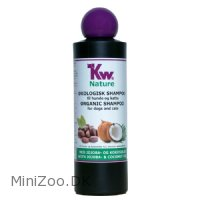 Kw Nature Jojoba og kokosolie Shampoo 200 ml