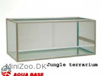 MiniZoo Jungle Terrarium 430 liter