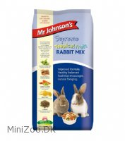 Mr Johnson Tropical kaninfoder 2,25 kg