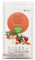 Natura Diet Daily Hundefoder Mini 500 gram