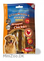 Nobby Starsnack barbecue wrapped kylling 70 g