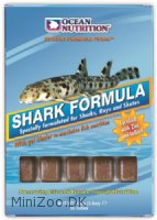 Ocean Nutrition Shark Formula Blister with Gel. 100 gram
