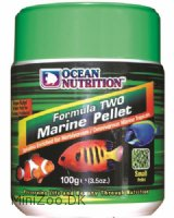 Ocean nutrition Formula Two Marine Pellet 100 gram (small)