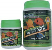 Ocean nutrition Formula Two Marine Pellet 400 gram (small)
