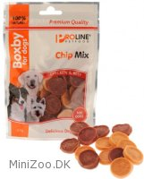 Proline Boxby Chip Mix Chicken and Beef 75 g