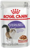 Royal Canin Sterilised - vådfoder 85 g